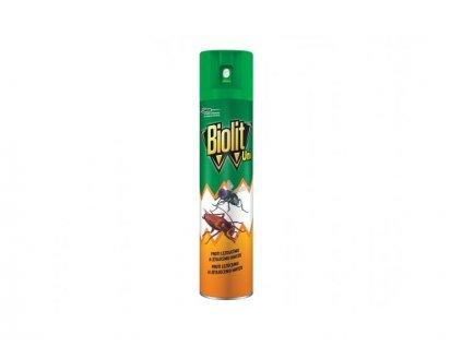 Sprej BIOLIT UNI proti létajícímu a lezoucímu hmyzu 400