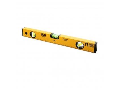 Deli Tools EDL290400 Vodováha 400 mm, žlutá