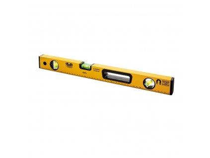 Deli Tools EDL290500 Vodováha 500 mm, žlutá