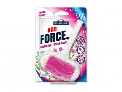 General Fresh WC závěs 2 fáze 40 g, Flower