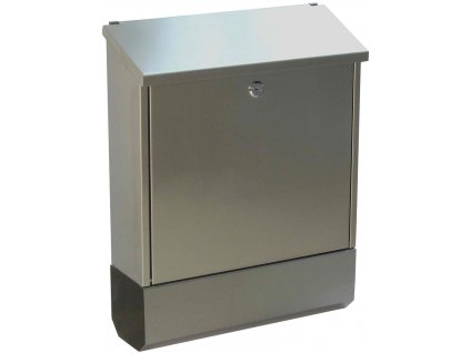 J.A.D. Tools TX0150B Poštovní schránka nerezová