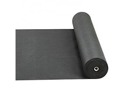 Textilie netkaná 1,1 x 100m černá 50g/m2 - role