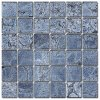 Maxwhite ASB102 mozaika skleněná světle modrá 29,7x29,7cm sklo