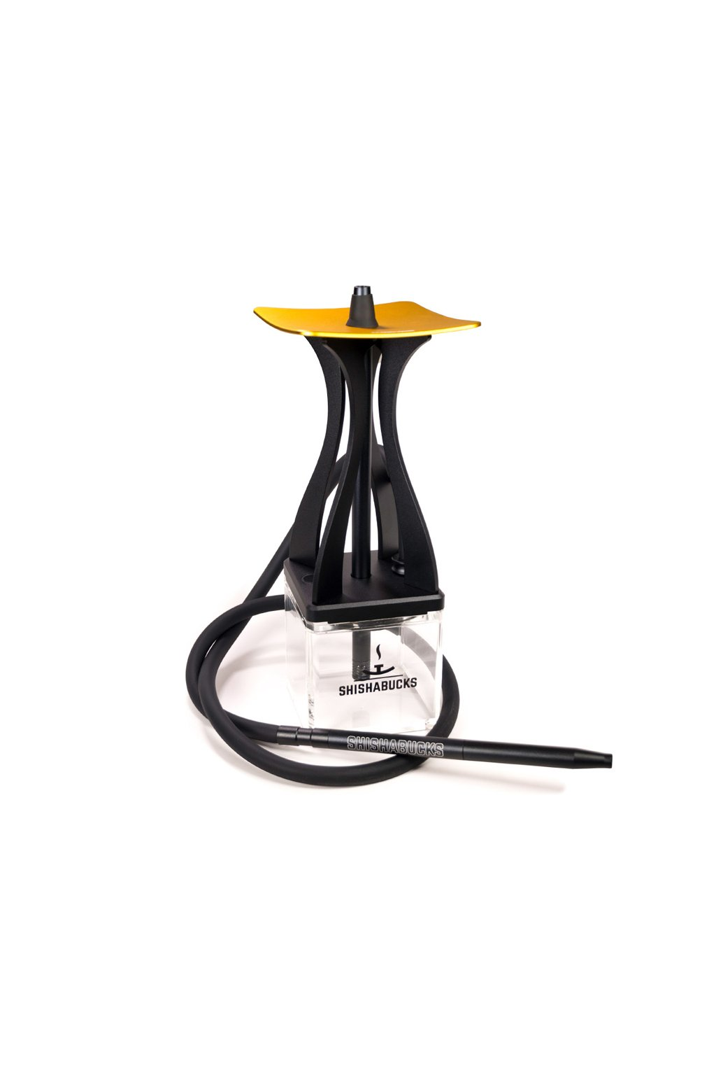 Hookah Shishabucks Cloud Mini 40 cm Black
