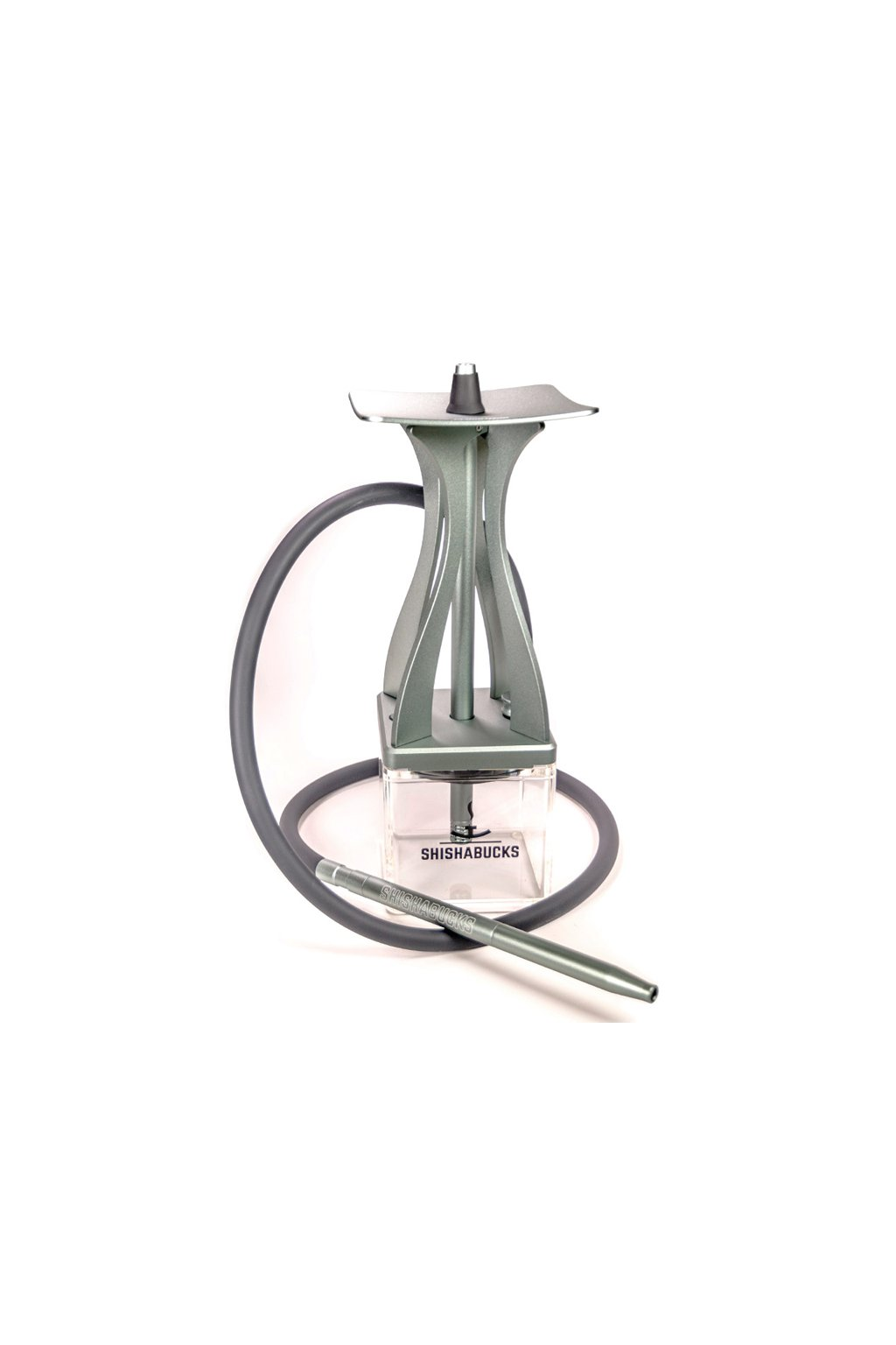 Hookah Shishabucks Cloud Mini 40 cm Grey