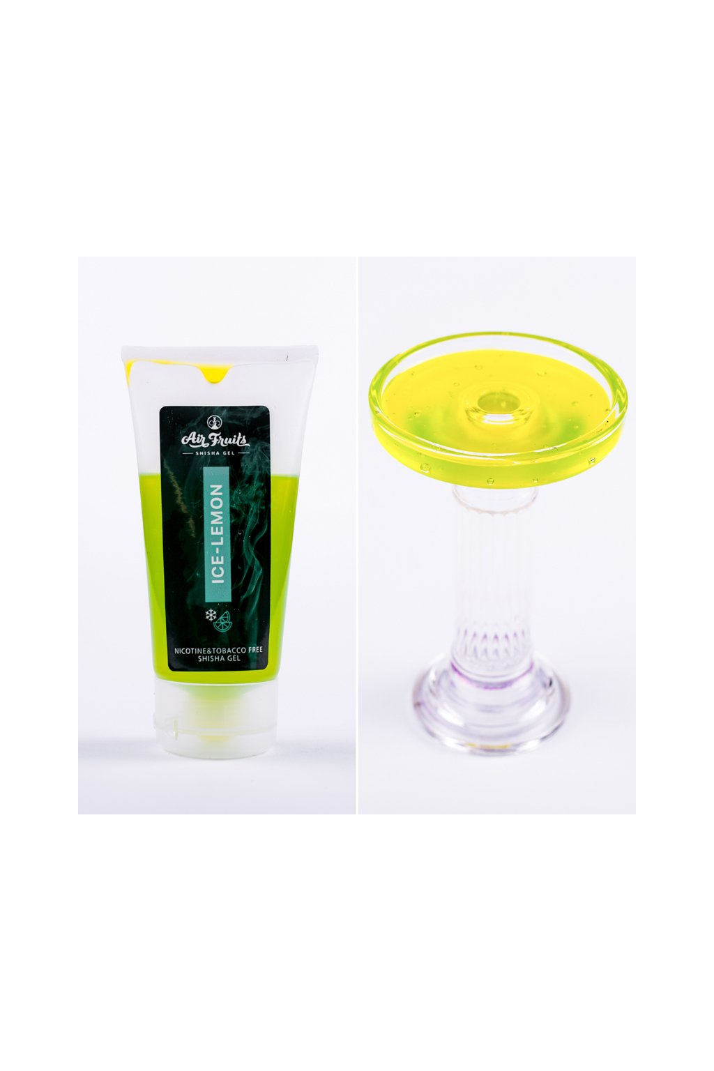 Air Fruits shisha gel 60 g Ice Lemon