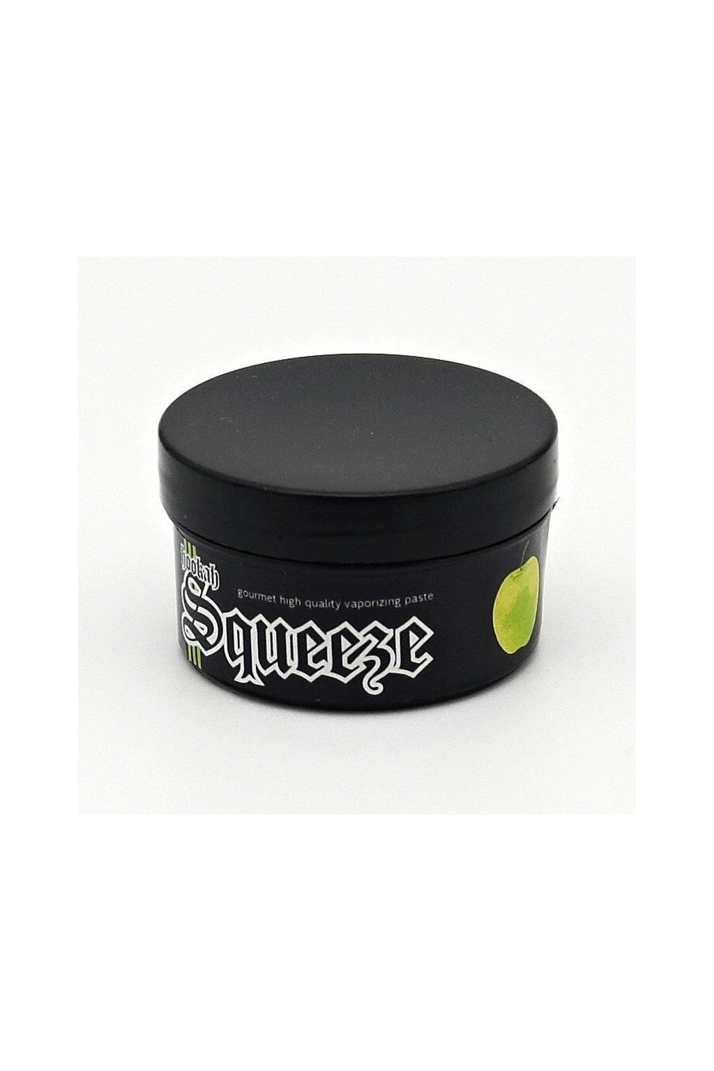 hookahSqueeze Vapor Paste 050 g Green Apple