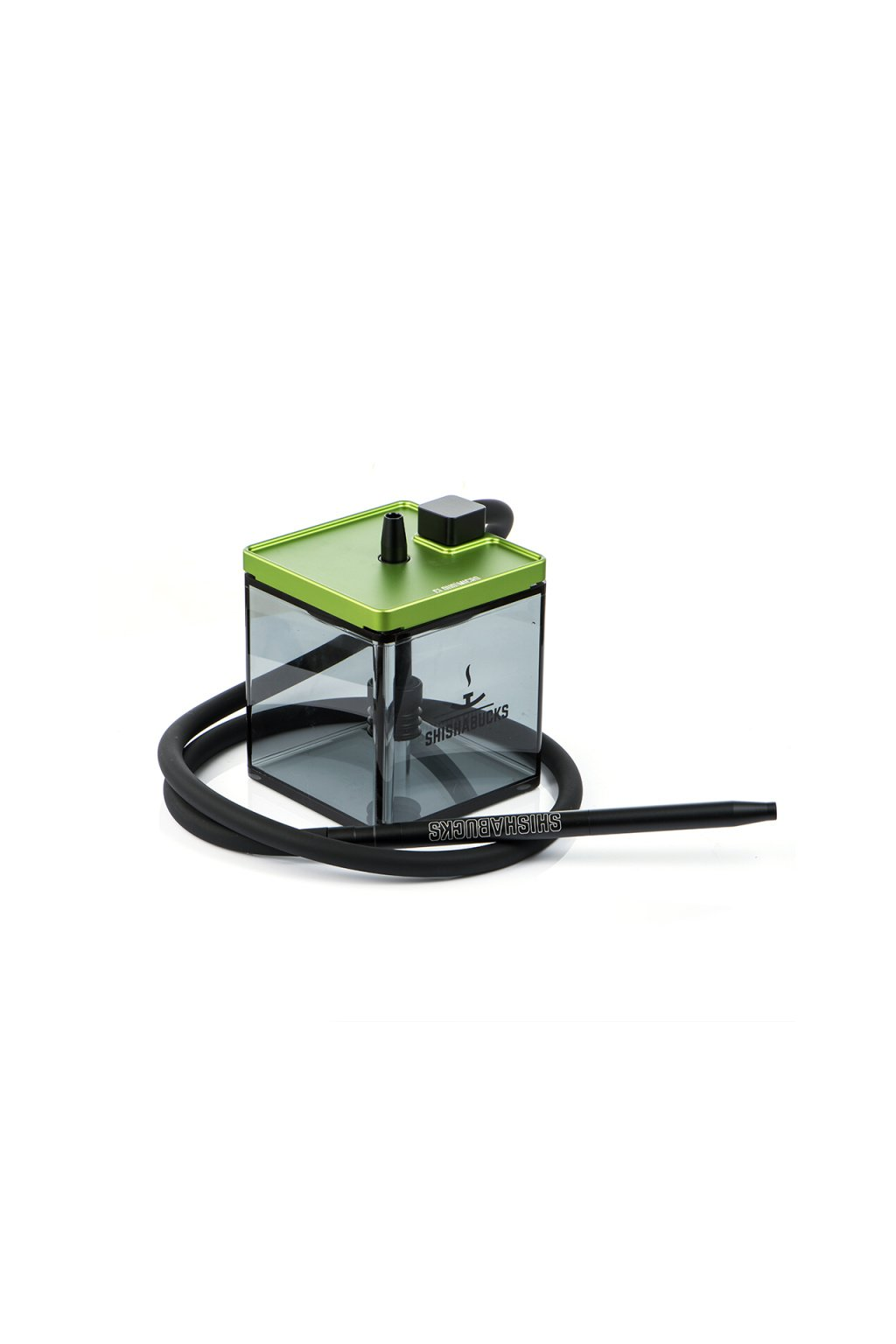 Shishabucks Cloud Micro Green Black 18 cm