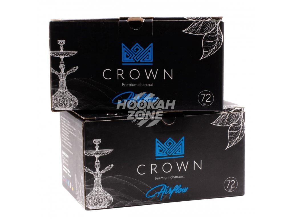 Uhlí Crown Airflow