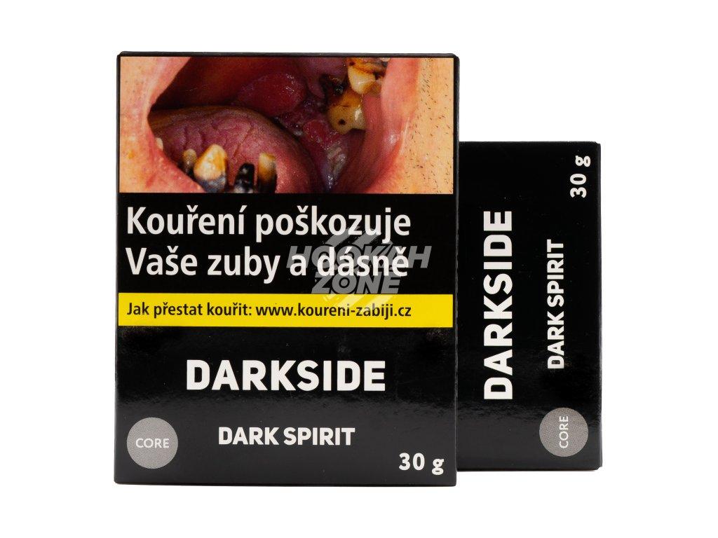Tabák DARKSIDE Core Dark Spirit 30g
