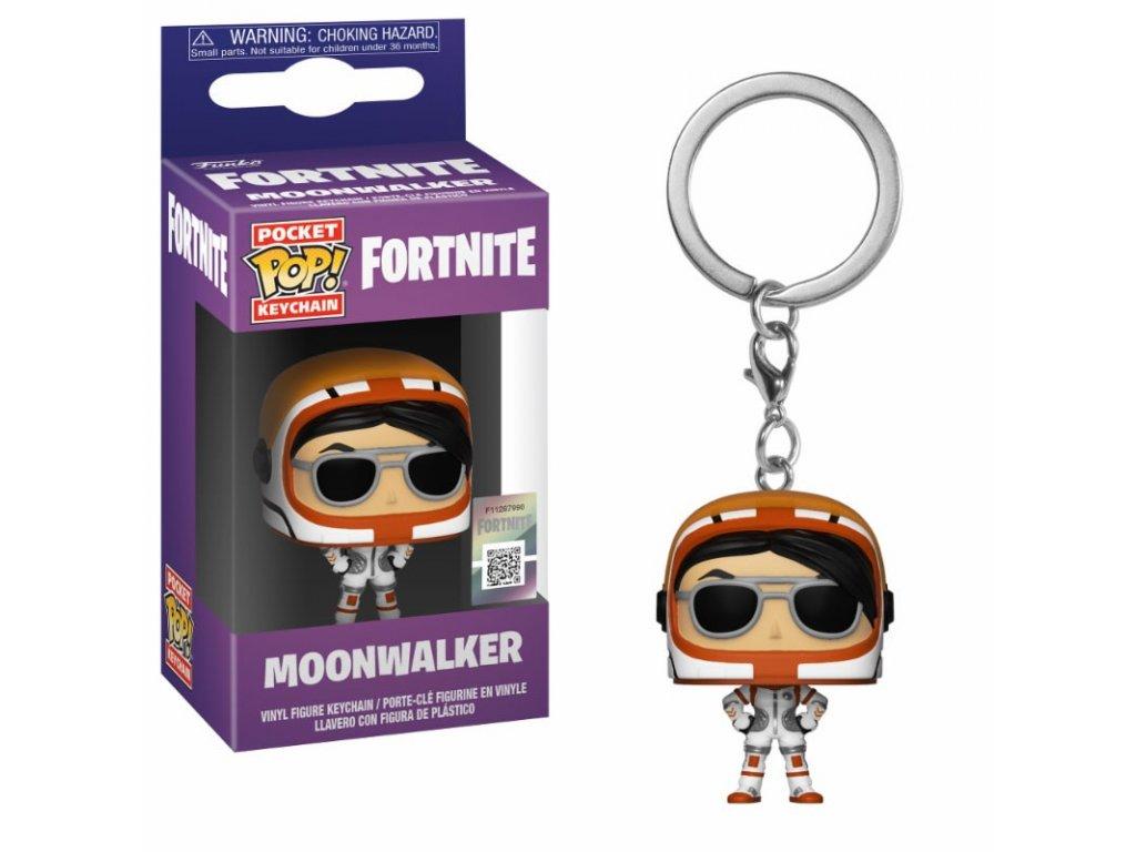 fortnite pop keychain moonwalker