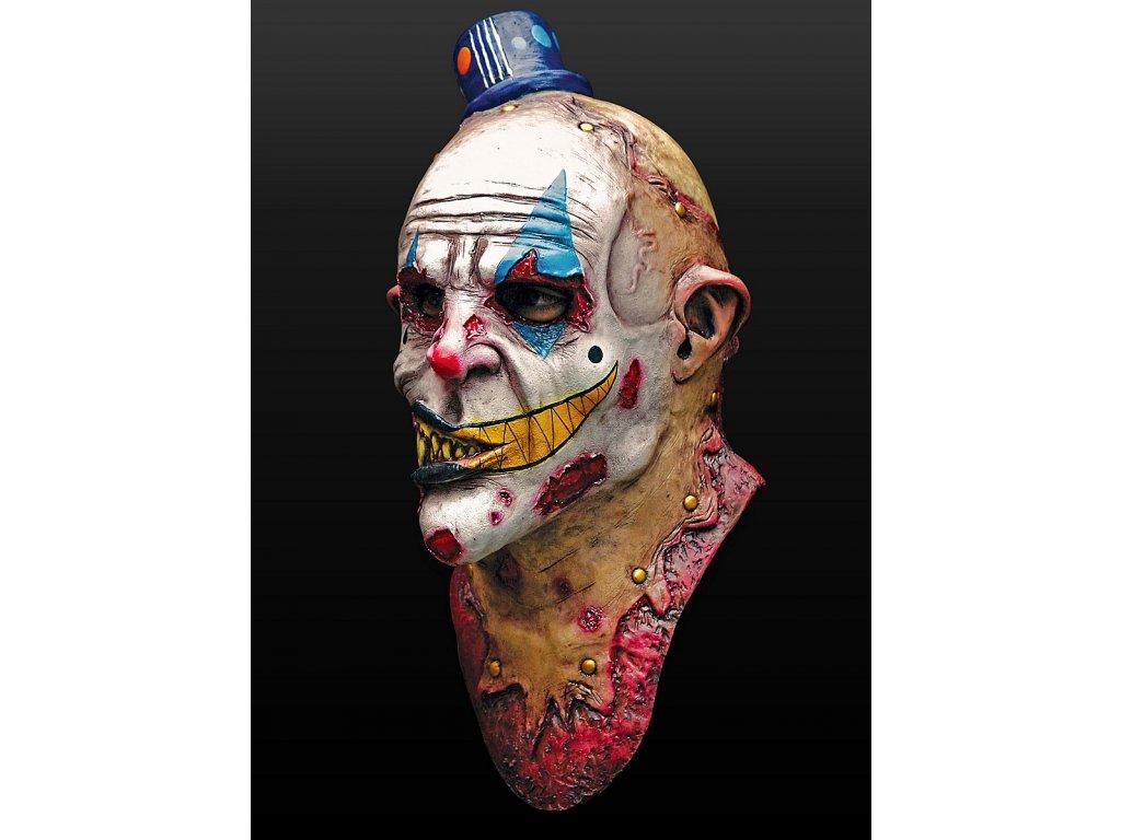 zombie clown mask 104199 zombieclown maske zombie clown mask