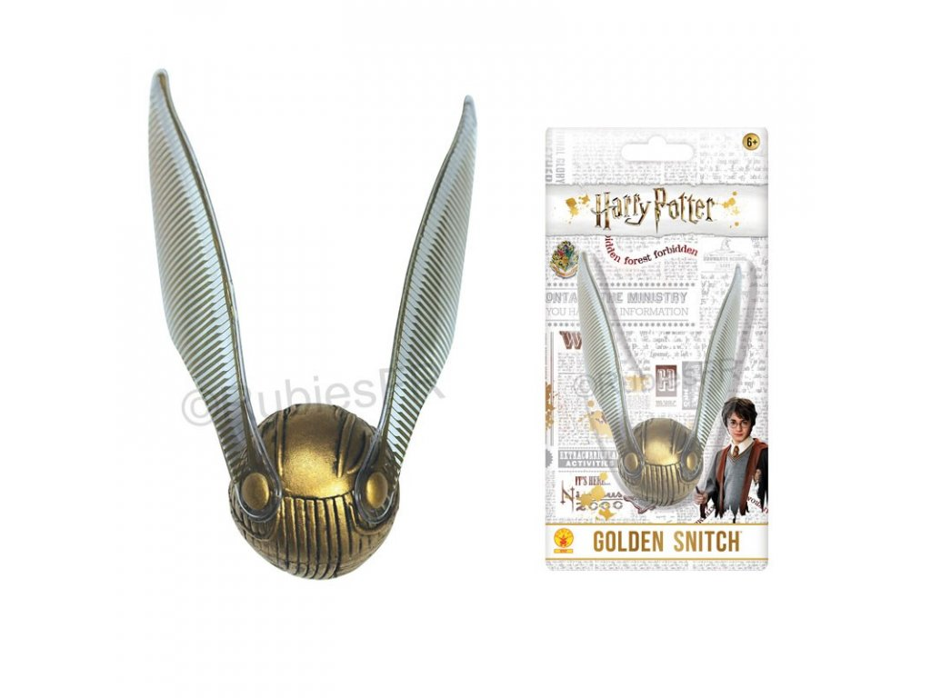 harry potter golden snitch replica