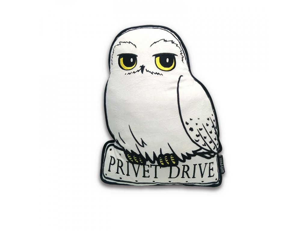 harry potter cushion hedwig