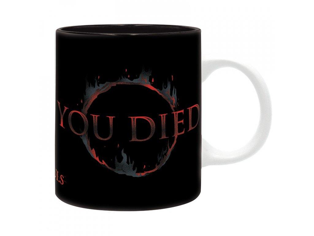dark souls mug 320 ml you died subli with box x2