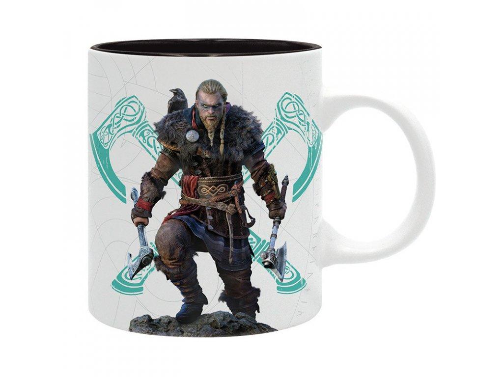 assassin s creed mug 320 ml valhalla subli x2