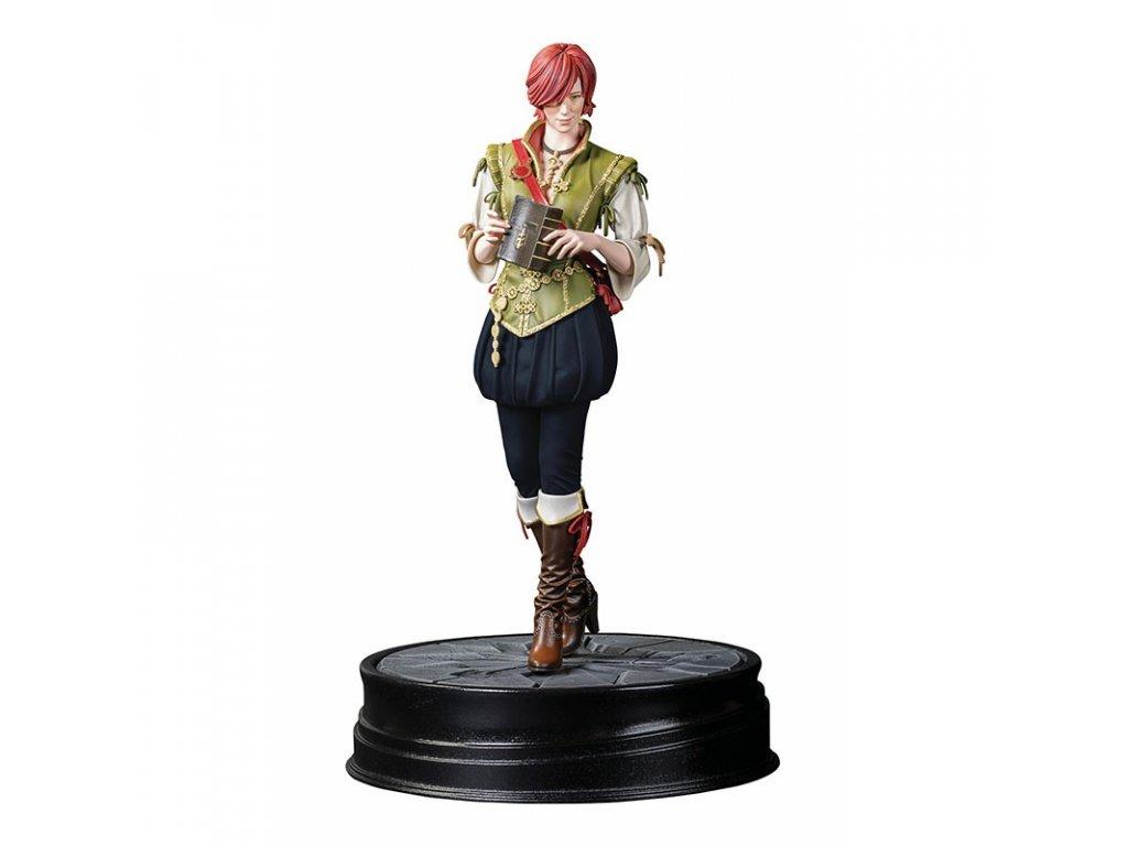 the witcher 3 the wild hunt shani figurine 20cm
