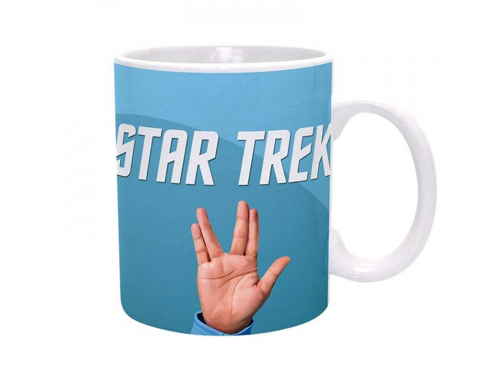 star trek mug 320 ml spock subli avec boite x2
