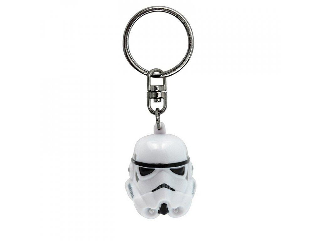 star wars keychain 3d abs trooper x2