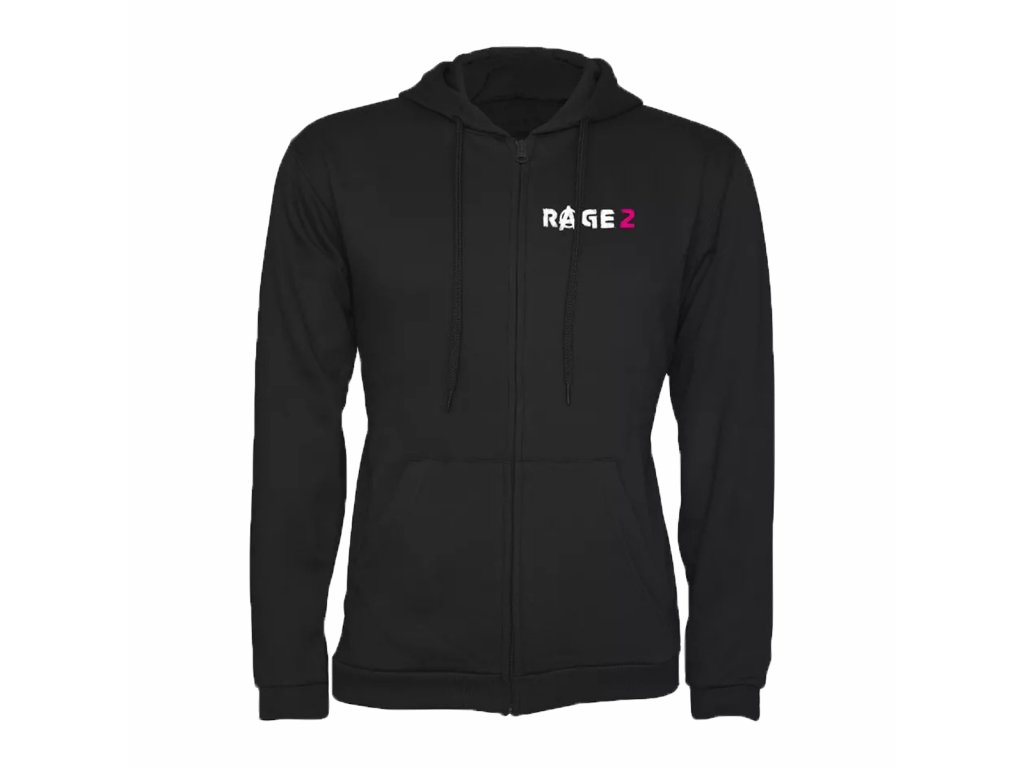 Rage2 hoodie anarchy front