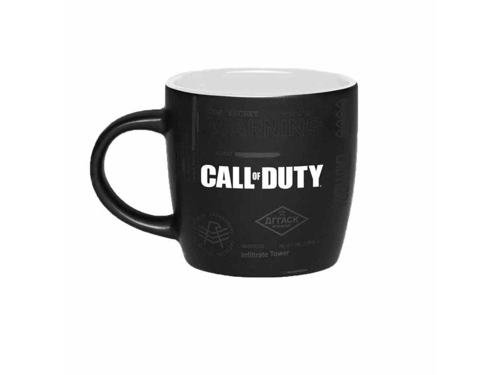 COD ColdWar Two Colored Mug Left