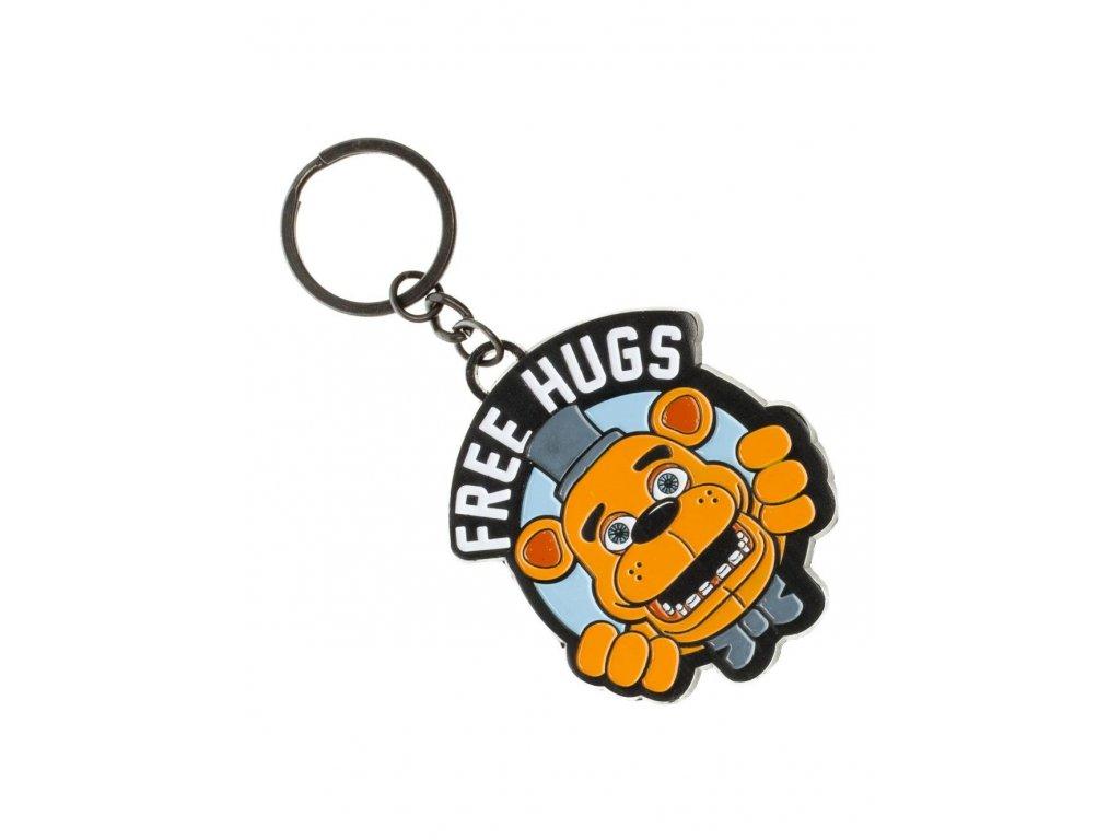 FNAF přívěšek Free Hugs 1