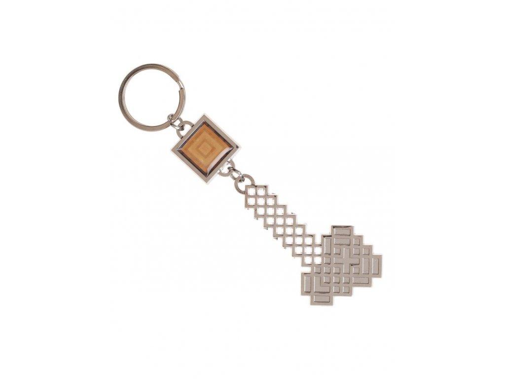 Minecraft klíčenka Axe