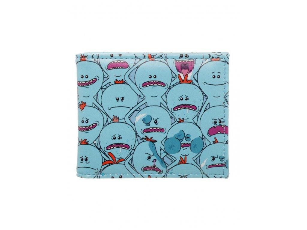 Rick & Morty peněženka Mr Meeseeks 1