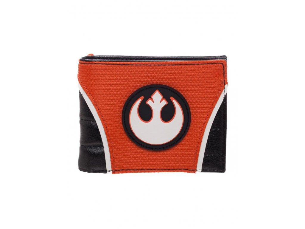 Star Wars peněženka Rebel Logo