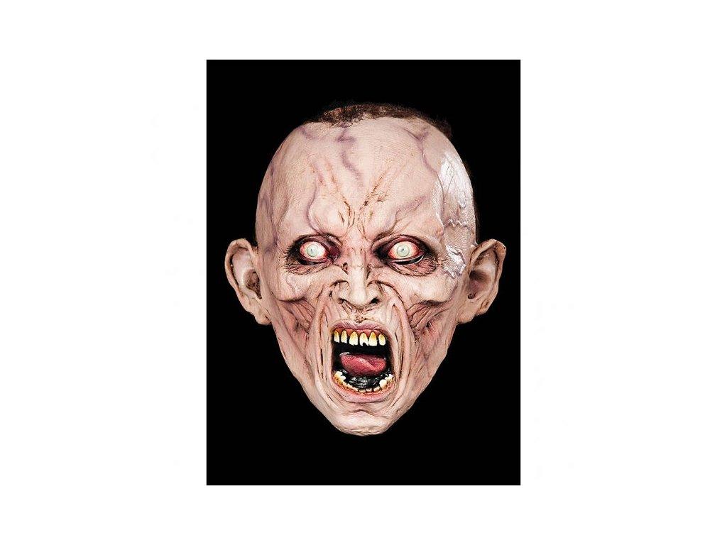 worl war z pulmaska zombie