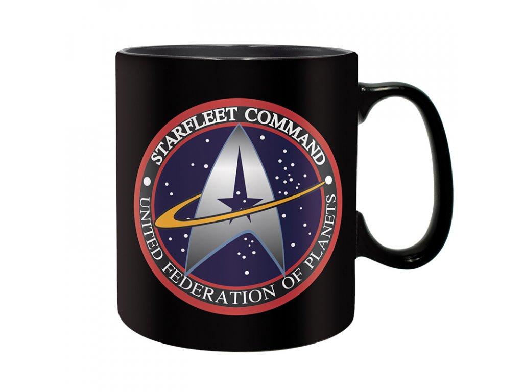 Star Trek hrnek King size Starfleet Command