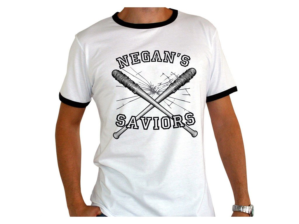 The Walking Dead  tričko Negan's Saviors
