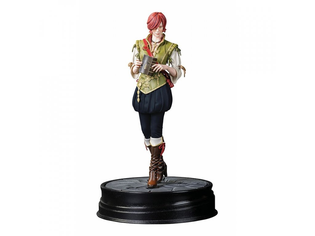 the witcher 3 the wild hunt shani figurine 20cm