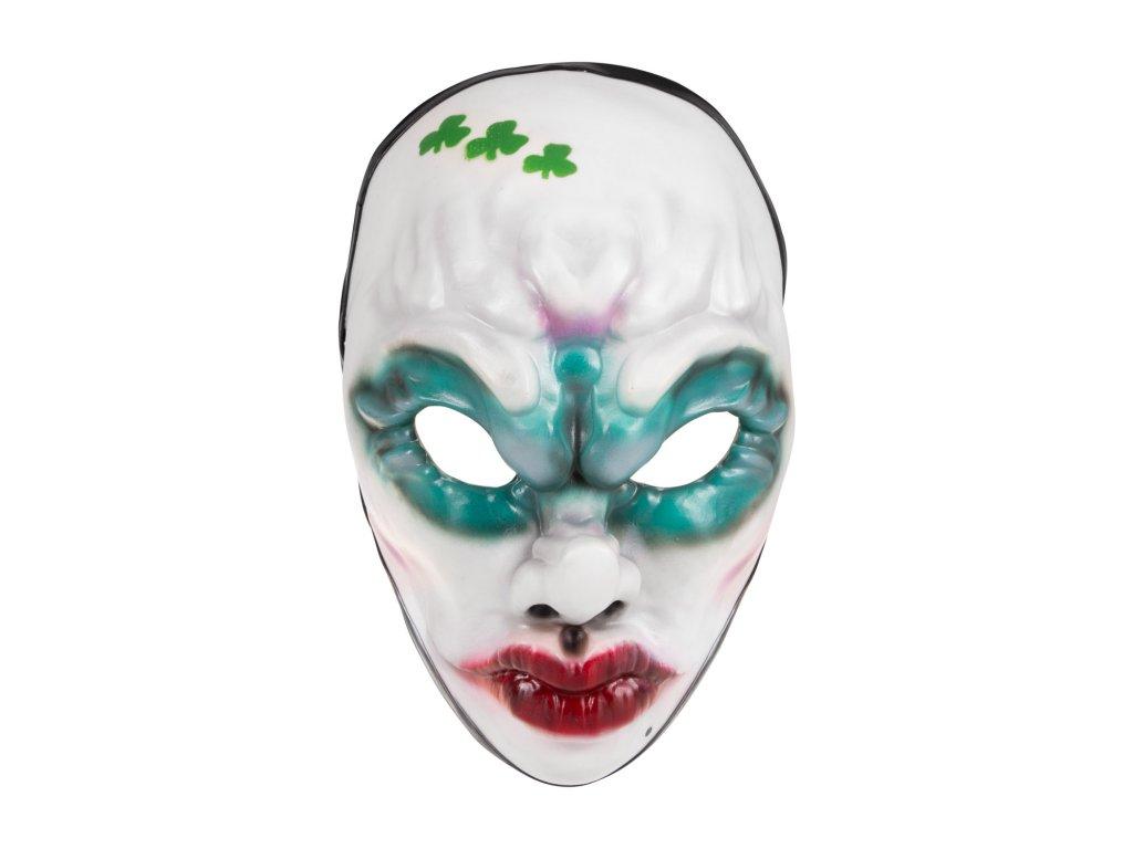 Payday 2 maska Clover