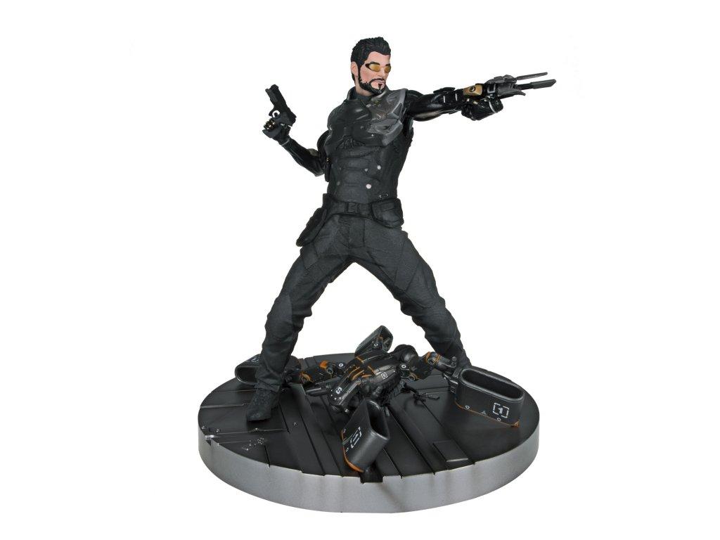 Deus Ex Mankind Divided figurka Adam Jensen