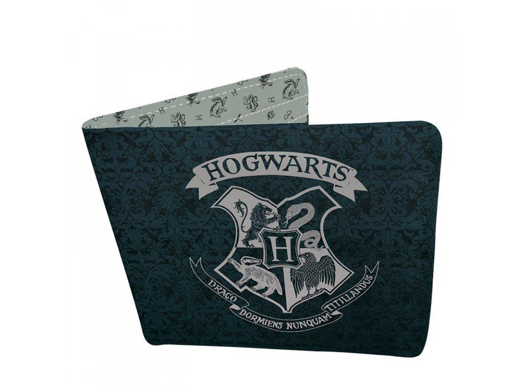 harry potter wallet hogwarts vinyl