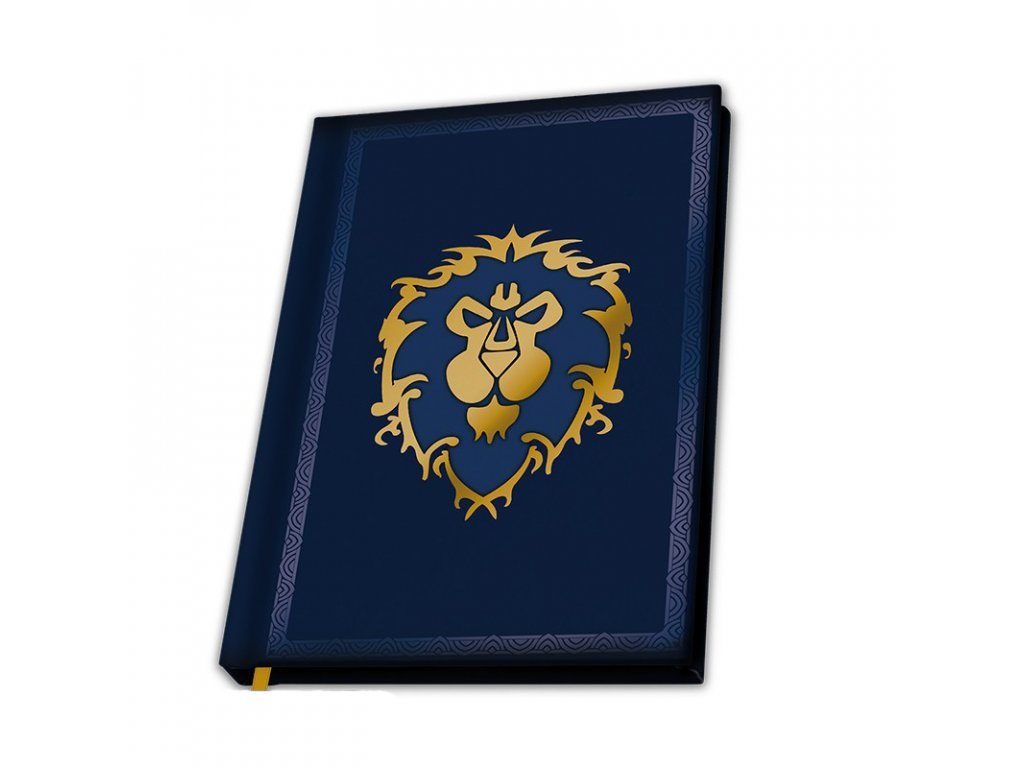 world of warcraft a5 notebook alliance x4