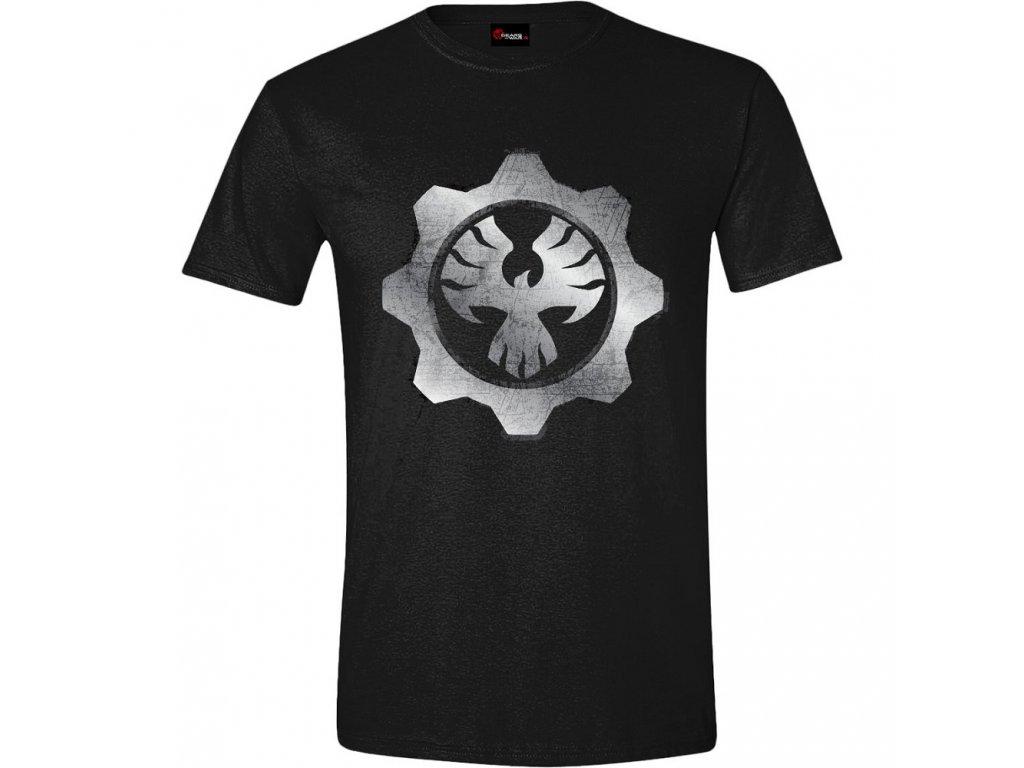Gears of War 4 tričko Fenix omen