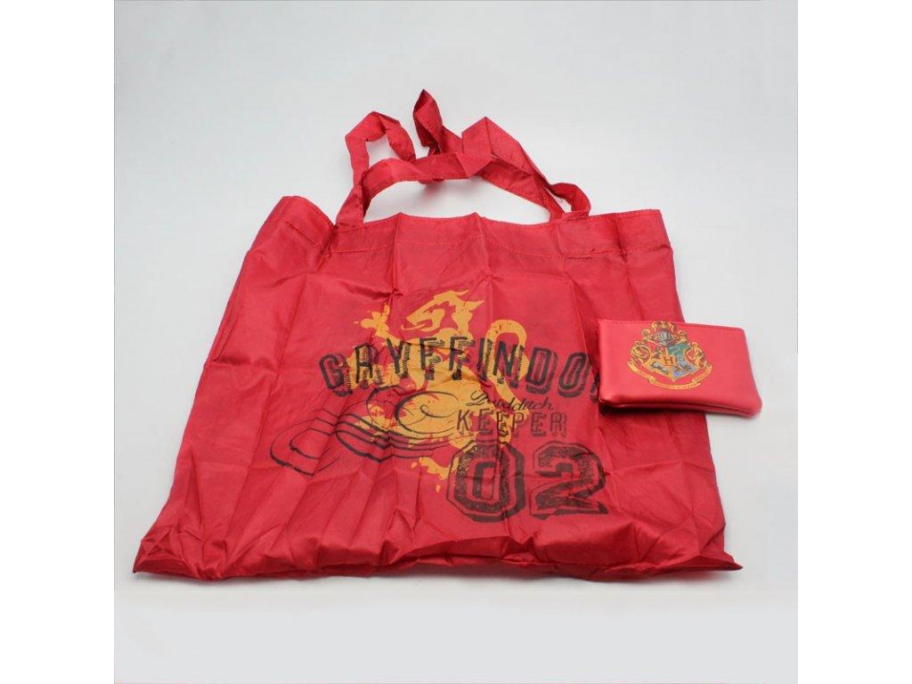 harry potter golden snitch quidditch reusable shopper