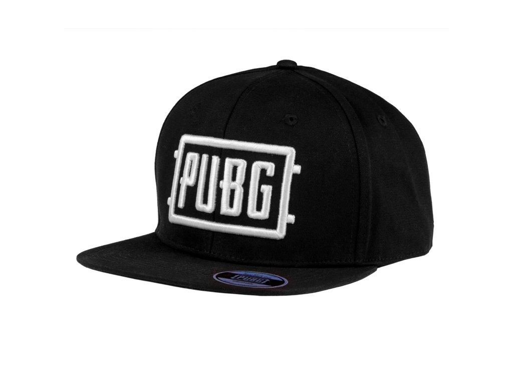PUBG kšiltovka 3D logo 2