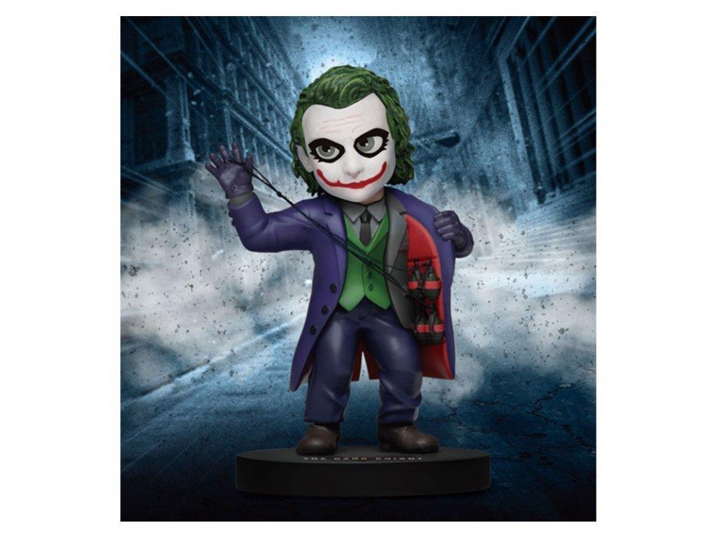 dc comics mea joker dark night trilogy 8cm