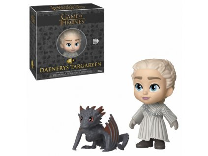 game of thrones pop vinyl 5 star daenerys targaryen