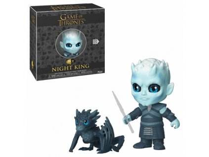 game of thrones pop vinyl 5 star le roi de la nuit
