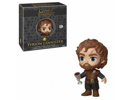 game of thrones pop vinyl 5 star tyrion lannister