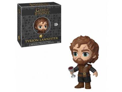 game of thrones pop vinyl 5 star tyrion lannister