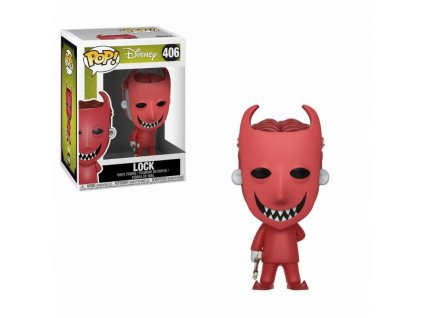 nightmare before christmas pop vinyl 406 lock