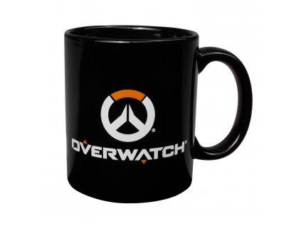Overwatch hrnek logo 2
