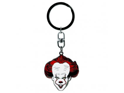 it keychain pennywise x4