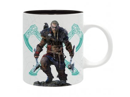 assassin s creed mug 320 ml valhalla subli x2