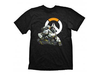 Overwatch tričko Winston